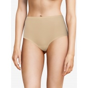 SOFT STRETCH - High Wast Thong 1139 Nude-1