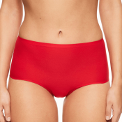 Womens Soft Stretch (one size) 1069 Poppy Red-1